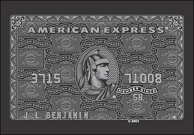 The Black American Express Credit Card Really Exists | The Truth