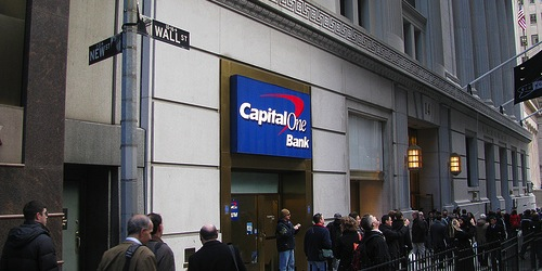 Capital One to Report Credit Limits to Bureaus
