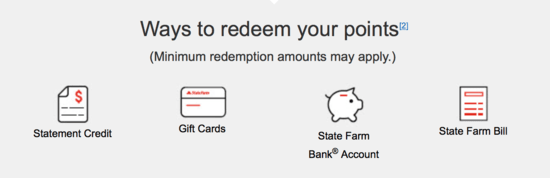 State Farm rewards