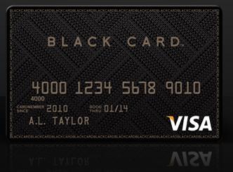 visa black