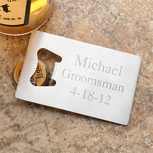 personalized opener