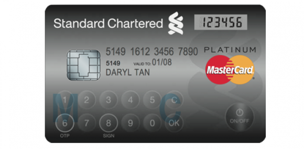 The MasterCard Display Card: Is This the Future?