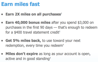 barclaycard miles