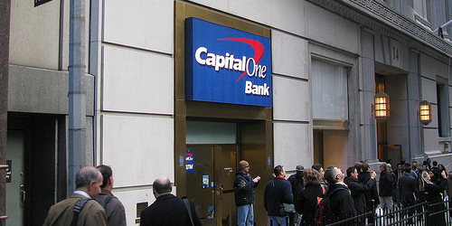 Capital One Deals for App Users