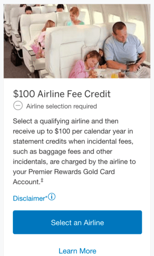 select airline