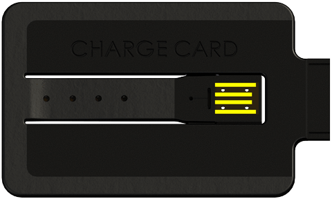 iPhone4 ChargeCard