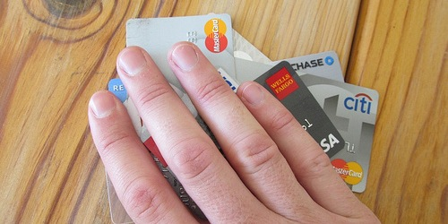 spouse credit card