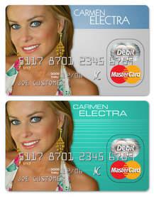 Carmen Prepaid MasterCard