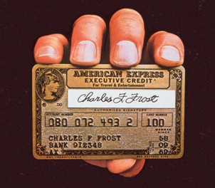 frost credit card Who Is C F Frost of American Express Credit Card Fame? | The Truth ...