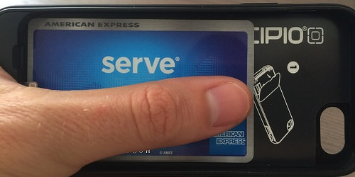 How to Get the Isis Version of American Express Serve