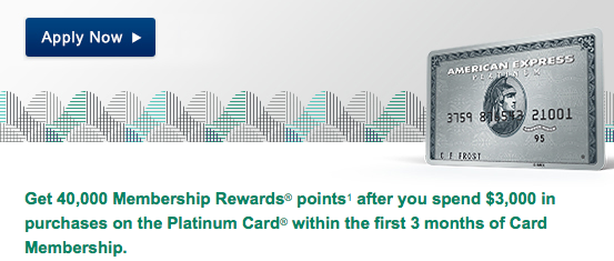amex sign up bonus