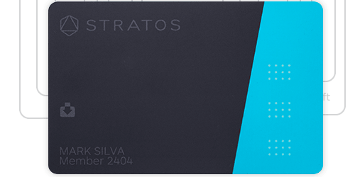 New All-in-One Stratos Card Ships