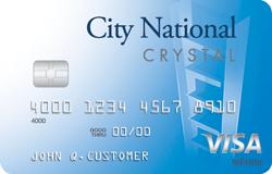 Crystal Card