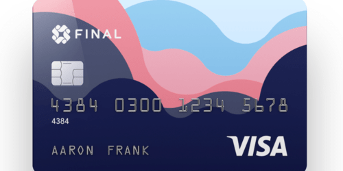 The Final Visa Card Aims to Fix the Broken Credit Card