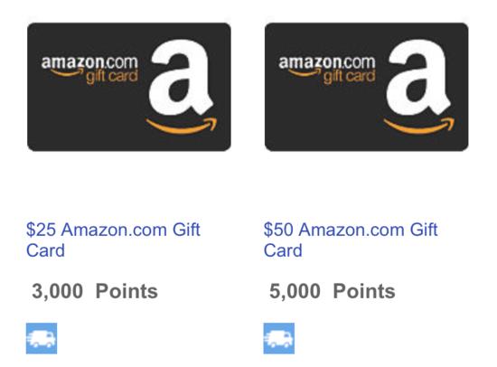 Amazon gc