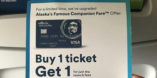 Alaska Credit Card Login >> Alaska Airlines Credit Card Review Make Sure You Get The Good