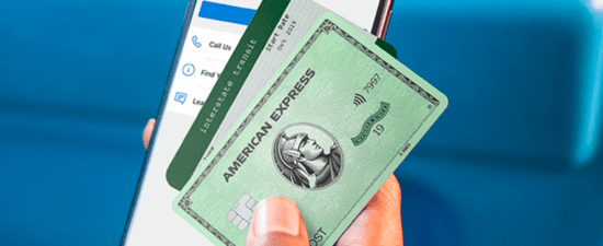 Green from Amex: The American Express Green Card Reimagined