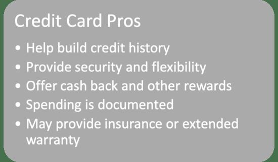 credit card pros